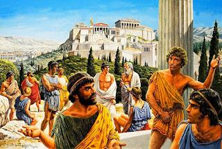 Αποτέλεσμα εικόνας για Πολίτες «ενεργοί» και πολίτες «παθητικοί» στην Αρχαία Ελλάδα