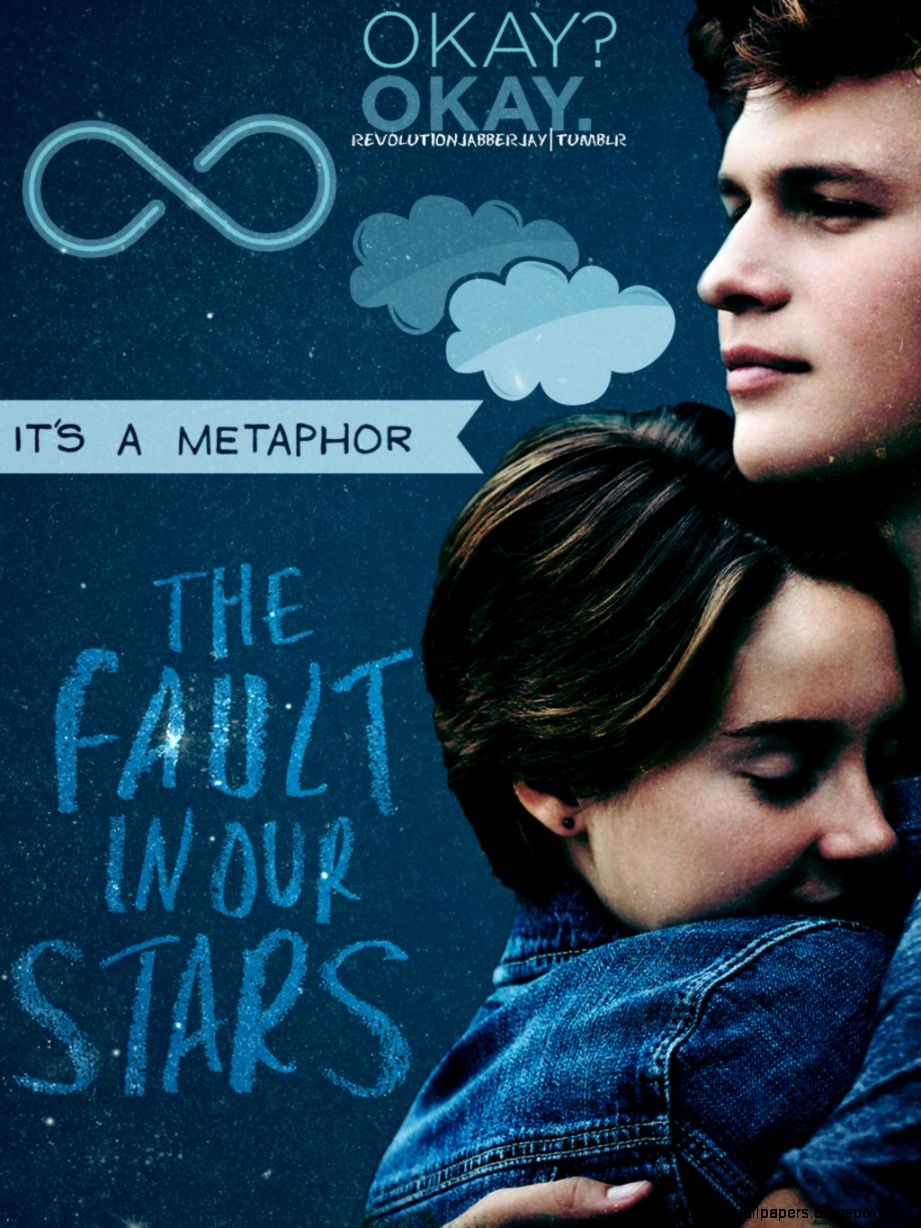 The Fault In Our Stars Poster Wallpapers Zoom Wallpapers