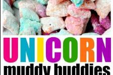 Unicorn Poop Muddy Buddies Recipe