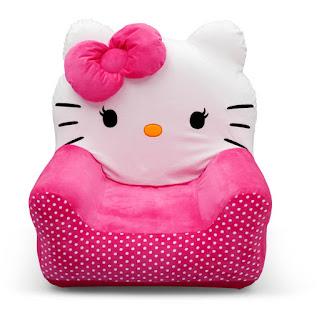 Gambar Kursi Hello Kitty 3