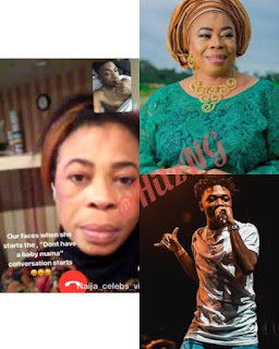 Dont Have A BabyMama - Mummy Warns Mayorkun.