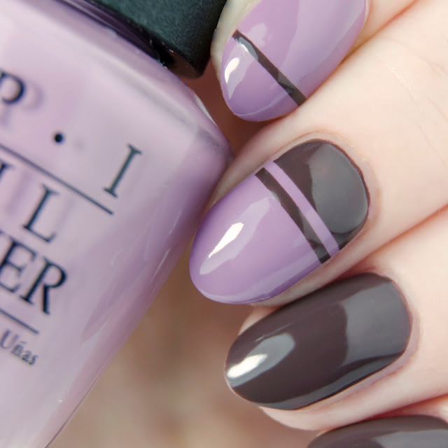 """OPI """"That's What Friends Are Thor"""" swatch"""