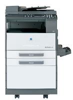 konica minolta bizhub 210 scanner drivers