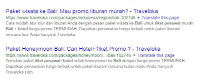 Si Kembar Goes to Bali!