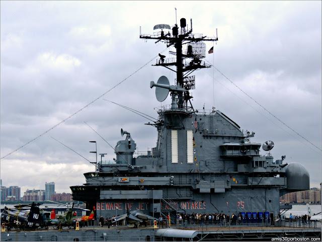 Memorial Day en Nueva York: Fleet Week