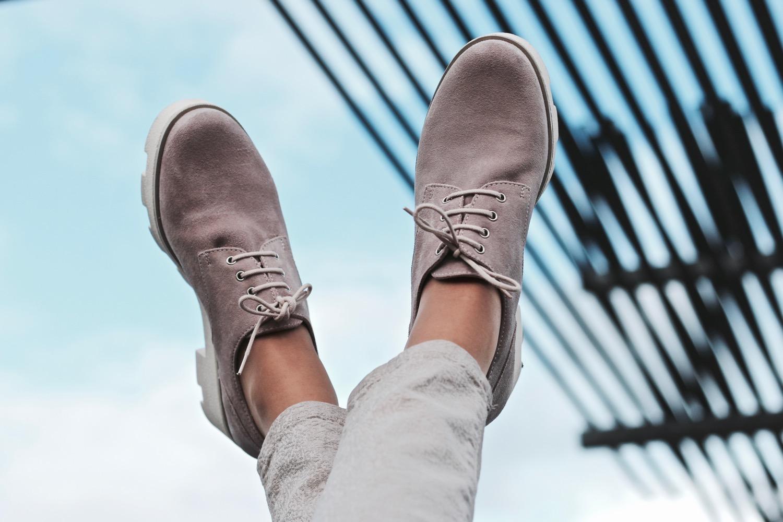 zapatos suela gruesa
