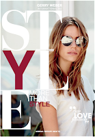 Gerry Weber, annual, 2015, front page