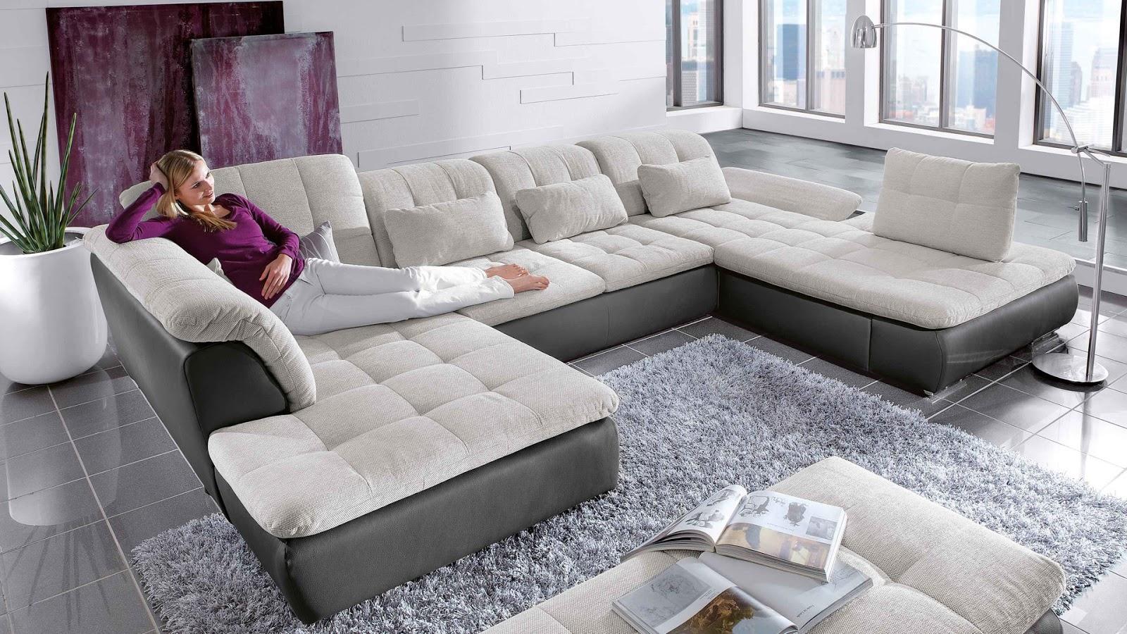 Beautiful Wohnzimmer Couch Günstig Ideas - Home Design Ideas ...