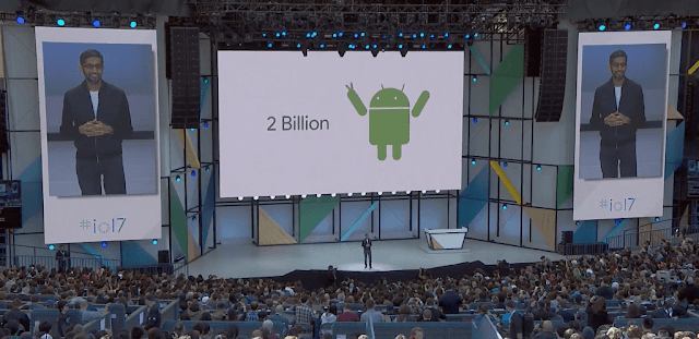 Android Now Has More Than 2 Billion Monthly Active Devices