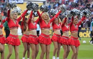 cheerleader trica porno