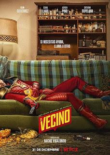 El Vecino (2019) Temporada 1