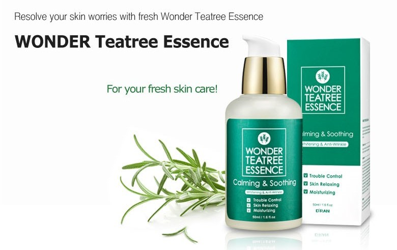 D'Ran Cosmetics Part 1: Tea Tree Series