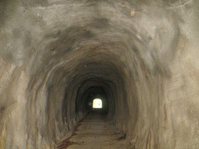Выход в конце туннеля