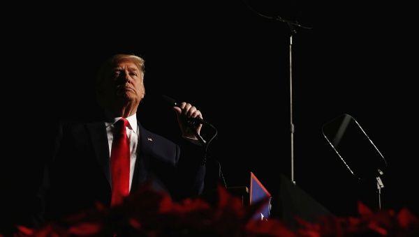 Trump se muestra en contra de liberar presos de Guantánamo