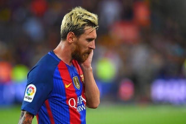 Aktivis Bola - Apakah Benar'Messi Tak 100 Persen di Barca' -