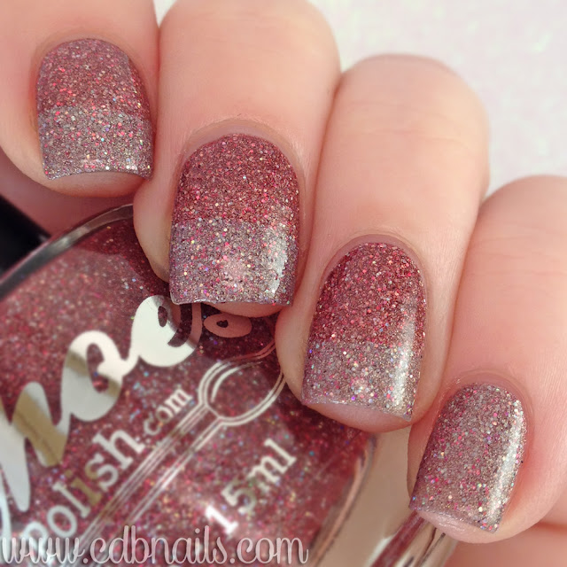 Echoes Polish-Silver Berry Quite Contrary