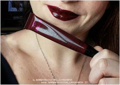 makeup  death by  chocolate rossetto liquido lip lava molten chocolate liquid lipstick