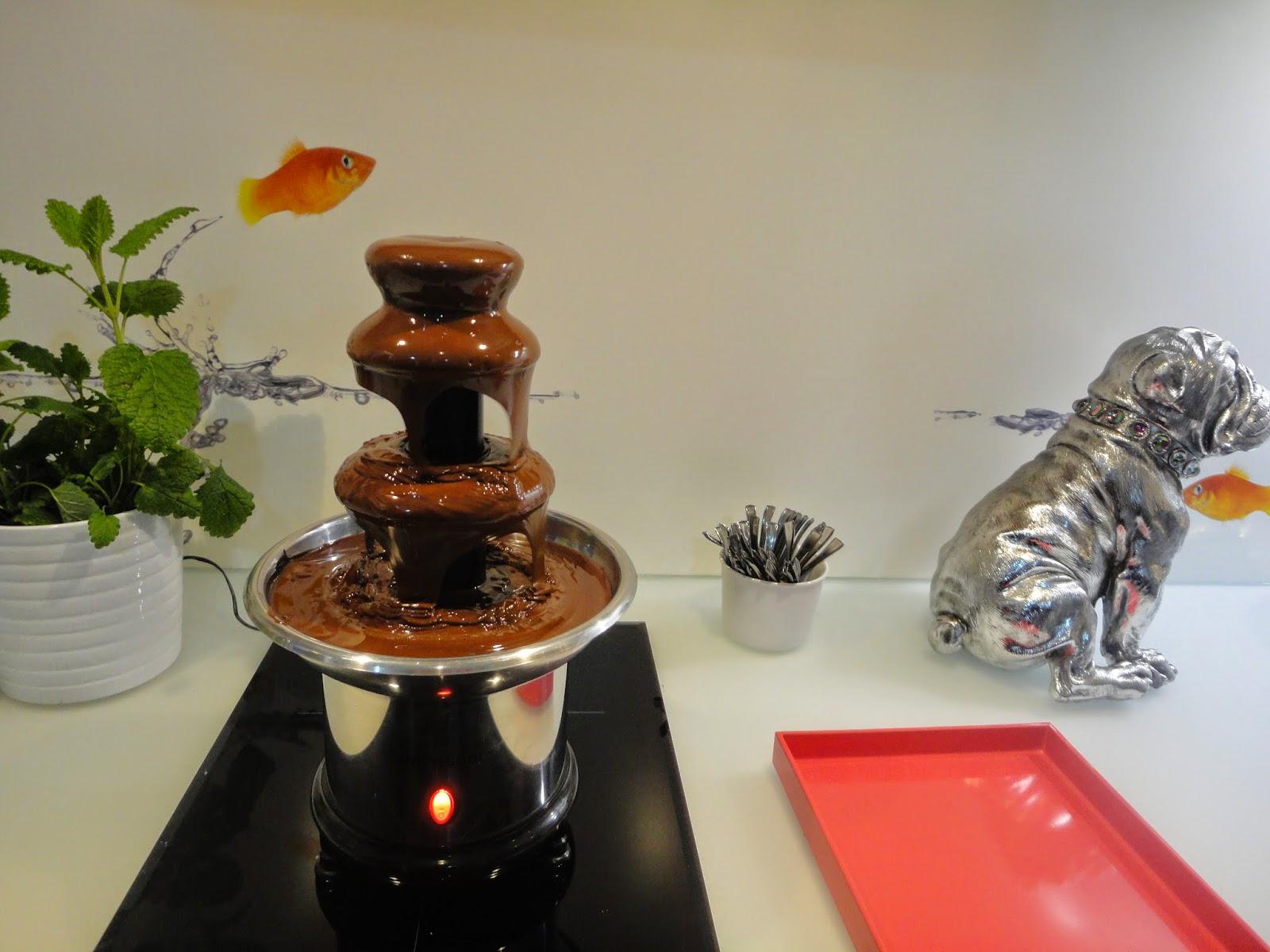 Inauguration de l'Atelier 750 grammes avec Cuisine Plus