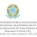 RECOMENDAÇÃO  ELEITORAL N.º 12 /2016 DA PROMOTORIA ELEITORAL DO ESTADO D CEARÁ IRACEMA/ERERÉ