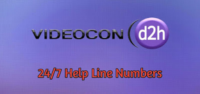 Videocon d2h Customer Care Number, d2h customer care