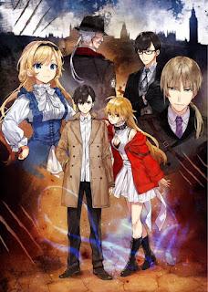 "Manga: ""Bestia"" el nuevo manga de Makoto Sanda y Aco Arisaka"