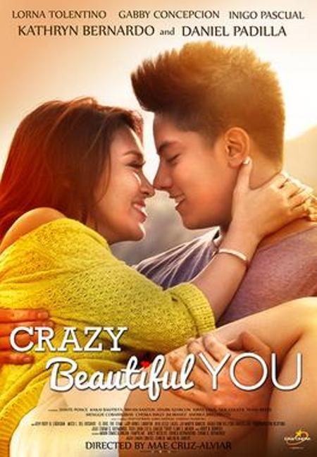 KathNiel Crazy Beautiful You box office gross