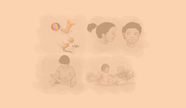 Buku Pedoman Perkembangan Motorik Kasar dan Halus Pada Anak Usia 2-4 Tahun