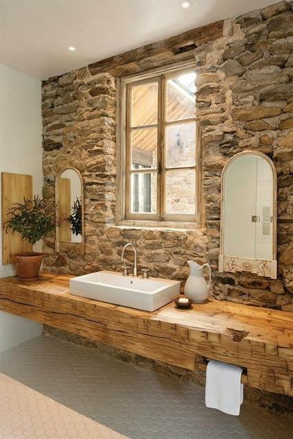 Bathroom Stones 5