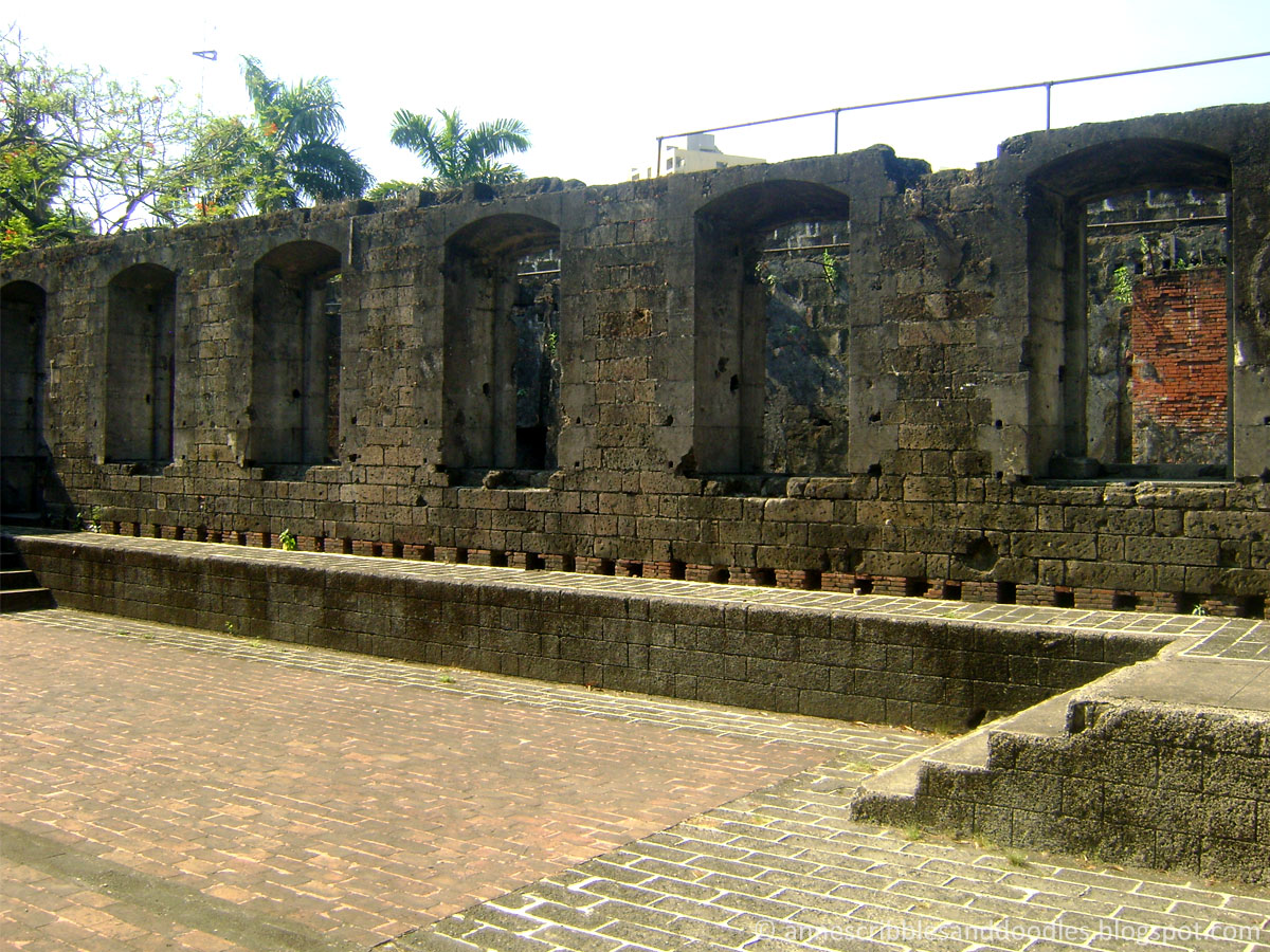 Fort Santiago, Intramuros: Rajah Sulayman Theater