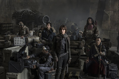 Rogue One A Star Wars Story Cast Photo (13)