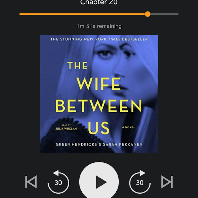 The Wife Between Us by Greer Hendricks #inpdreads #bookreview