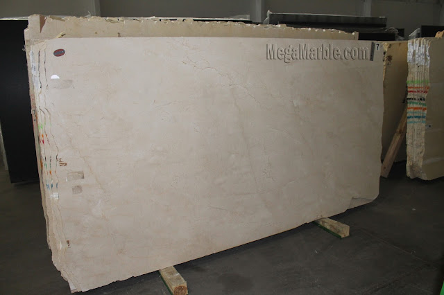 Crema Marfil Natural Stone Marble Slabs