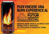 Logo Compra Burn e vinci soggiorni al Kappa FuturFestival e abbonamenti alla rivista DJ Mag!