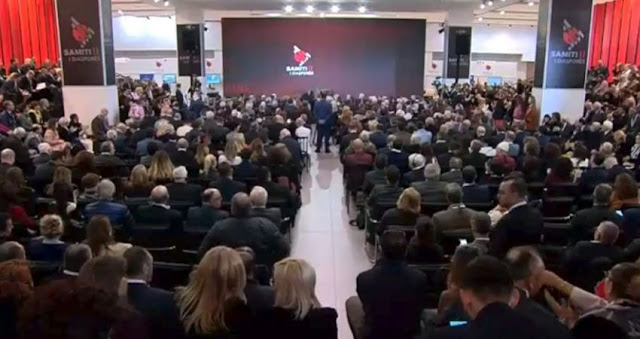 The second Summit of the Albanian Diaspora started in Tirana