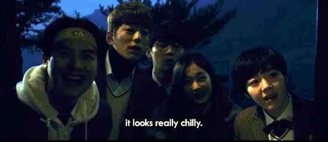 Sinopsis Film Horror Korea The Whispering (2018)