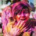 Индия, 24 марта — Фестиваль красок Холи