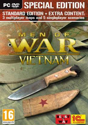 Men of War Vietnam Special Edition [Full] Español [MEGA]