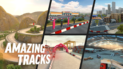 Download Game Drift Max Pro Mod Apk + Data v1.3.1 Unlimited Money