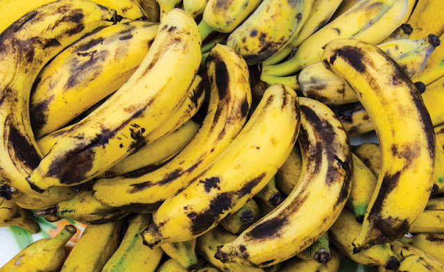 Stop! Don't throw away overripe bananas
