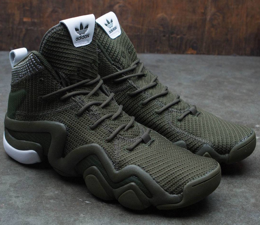 lowest price f9eb5 52186 adidas Crazy 8 ADV PK Night Cargo  Analykix