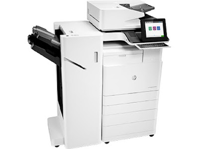 Image HP LaserJet MFP E72520 Printer Driver