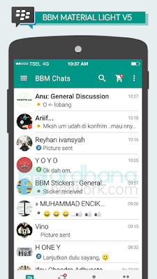 Preview BBM Material Light V5