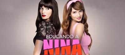 Ver Telenovela Educando A Nina Capitulo 53 Martes 12 de Julio del 2016