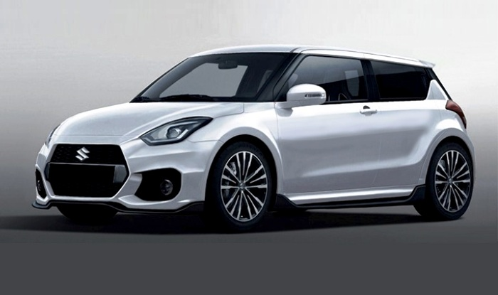 Maruti Suzuki Swift Sport with 1 4L Turbo-Petrol in works