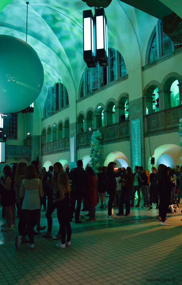 L'Oréal Hydra Genius Launch Event in Berlin Stadtbad Oderberger