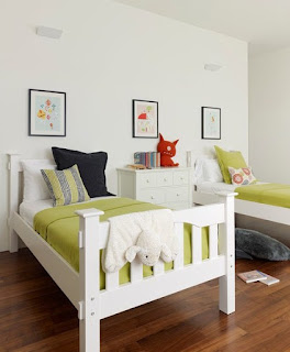 Kids Room Interior Design Inspiration-Gender Neutral