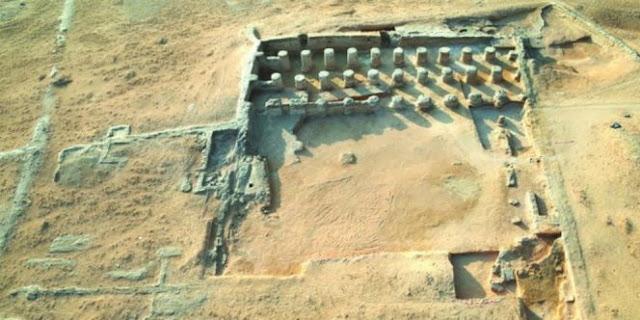 Lakukan Misi Gabungan, Tim Arkeologi Temukan Masjid Terbesar Di Tahun Pertama Hijrah Nabi
