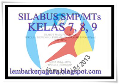 Administrasi bahasa arab kelas 7,8 dan 9 MTs Kurikulum KTSP Lengkap