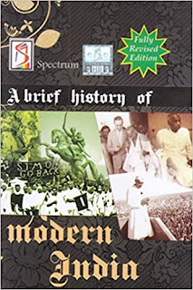 A Brief History of Modern India (2019-2020 Edition) by Spectrum Books pdf free download