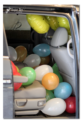 balloons and more balloons